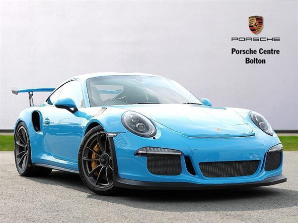 Large image for the Porsche 911 GT3