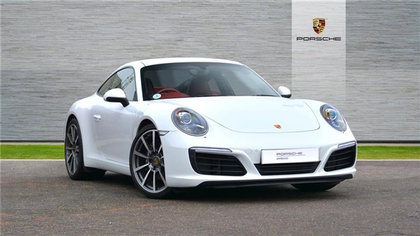 Large image for the Porsche CARRERA