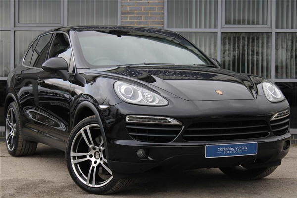 Large image for the Used Porsche Cayenne