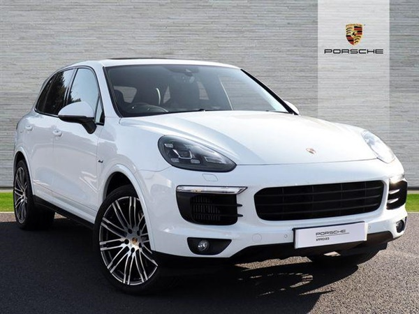 Large image for the Porsche Cayenne