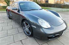 Used Porsche Cayman