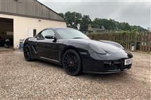 Used Porsche Cayman