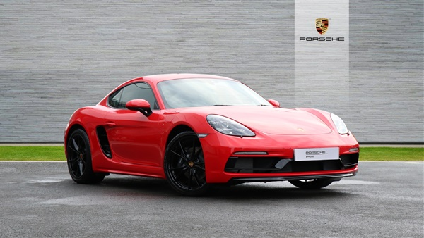 Large image for the Porsche Cayman