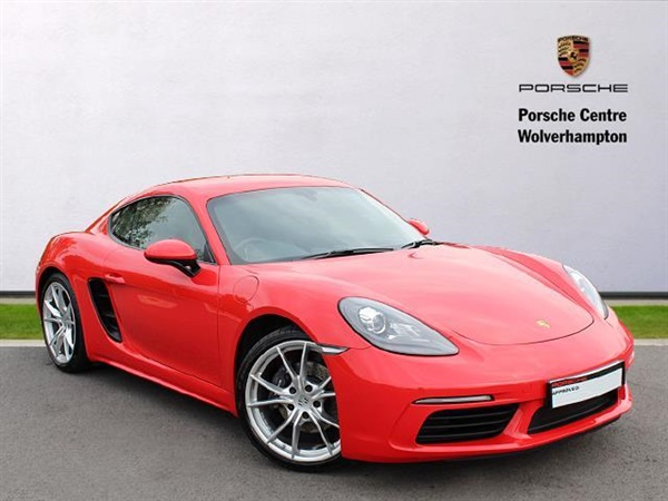 Large image for the Used Porsche Cayman