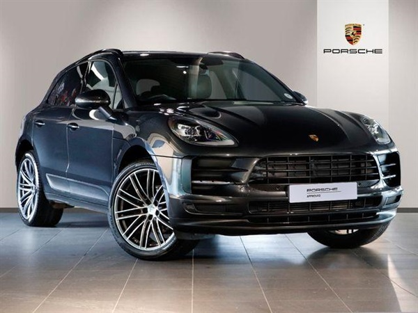 Large image for the Used Porsche Macan