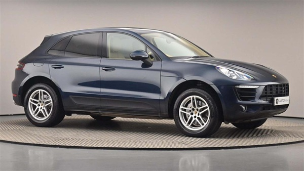 Large image for the Porsche Macan