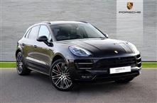 Used Porsche Macan