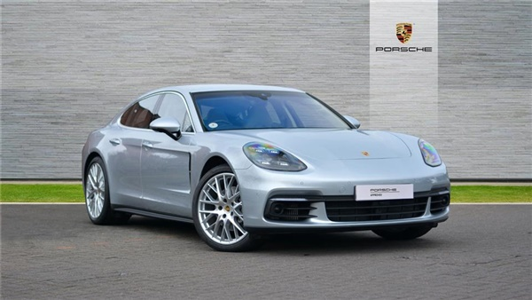 Large image for the Porsche Panamera