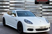 Used Porsche Panamera
