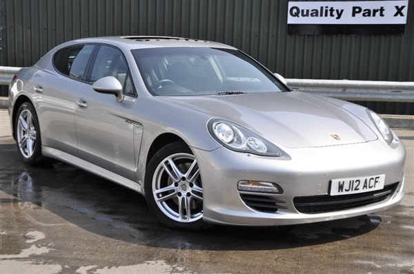 Large image for the Used Porsche Panamera