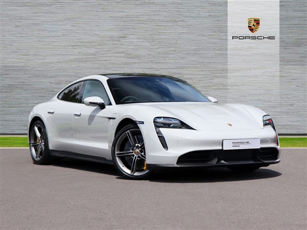 Large image for the Used Porsche Taycan