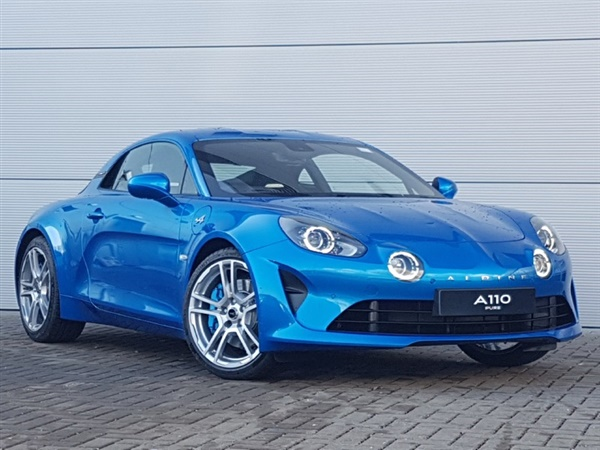 Large image for the Renault Alpine