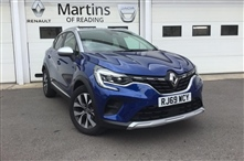 Used Renault Captur