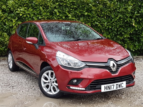 Renaultsport clio finance deals