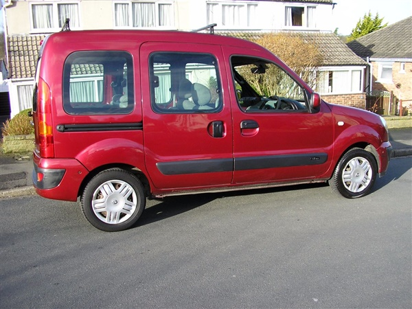 Large image for the Used Renault Kangoo