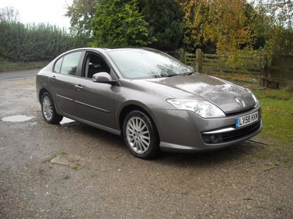 Large image for the Used Renault Laguna