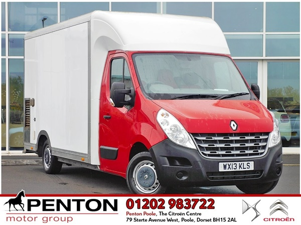 Large image for the Renault Master