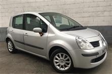 Used Renault Modus
