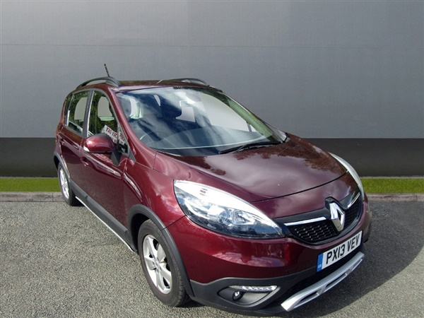 Large image for the Used Renault Scenic XMOD
