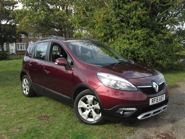 Large image for the Renault Scenic XMOD