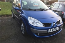 Used Renault Scenic