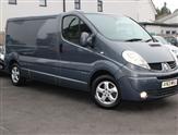 Used Renault Trafic