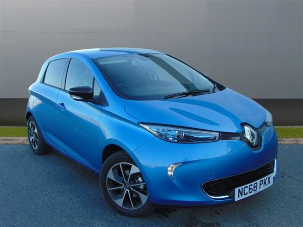 Large image for the Used Renault Zoe