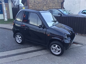Large image for the Used Reva G-Wiz 3dr