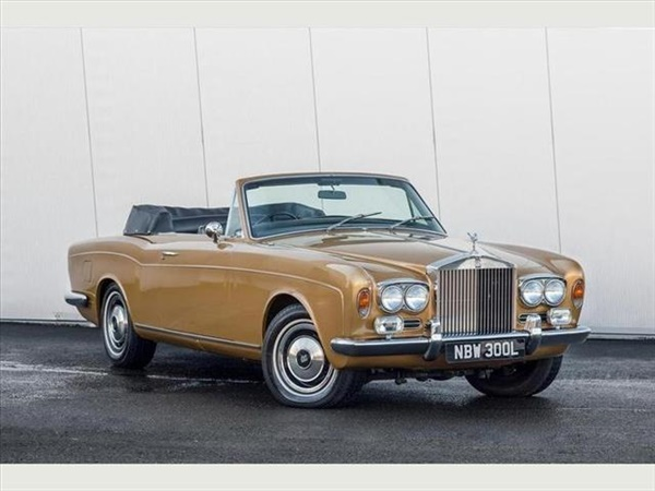 Large image for the Used Rolls-Royce Corniche