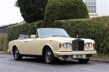Used Rolls-Royce Corniche