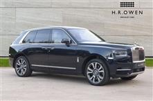 Used Rolls-Royce Cullinan