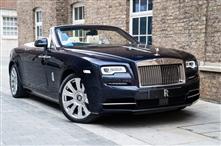 Used Rolls-Royce Silver Dawn