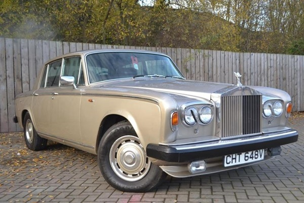 Large image for the Rolls-Royce Silver Shadow