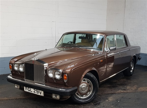 Large image for the Used Rolls-Royce Silver Shadow