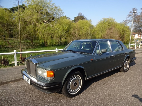 Large image for the Used Rolls-Royce Silver Spirit