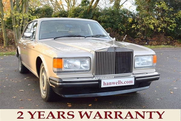 Large image for the Rolls-Royce Silver Spirit