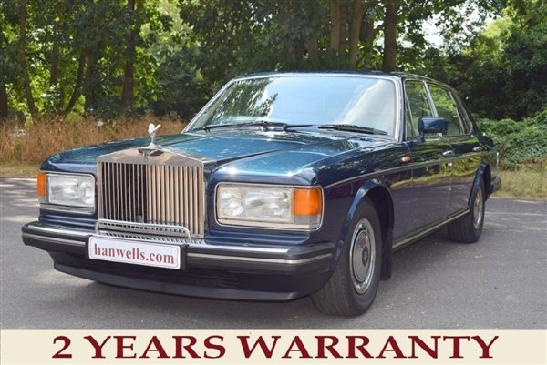 Large image for the Rolls-Royce Silver Spur