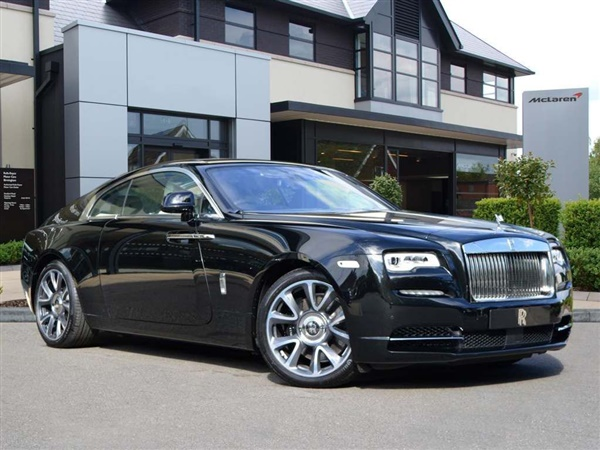 Large image for the Used Rolls-Royce Wraith