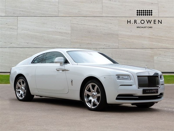 Large image for the Rolls-Royce Wraith