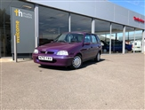 Used Rover 100