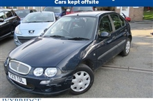 Used Rover 25