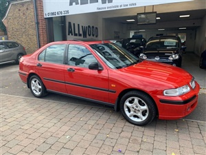 Large image for the Used Rover 400