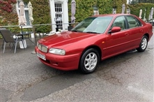 Rover 600