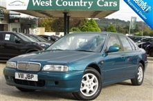 Used Rover 600