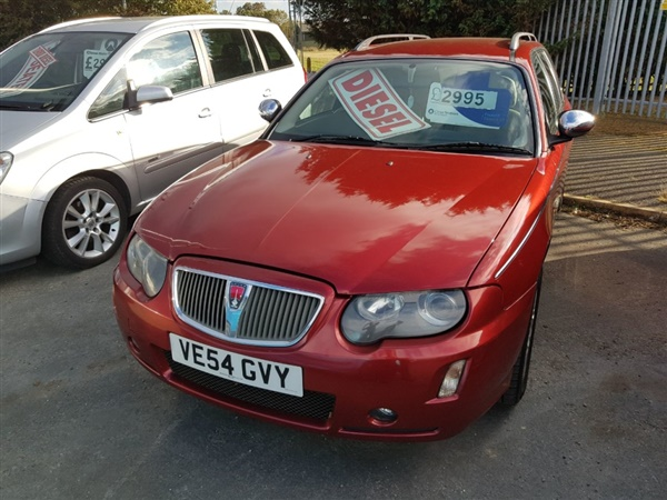 Large image for the Rover 75