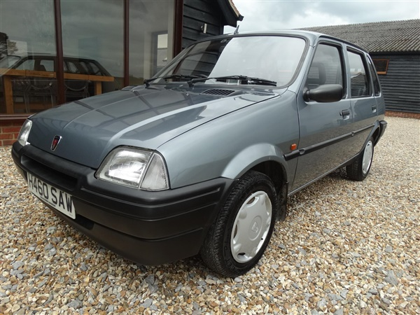 Large image for the Used Rover Metro