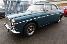 Used Rover P5