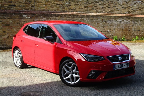 Large image for the Used Seat Ibiza