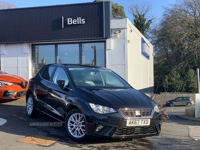 Large image for the Seat Ibiza
