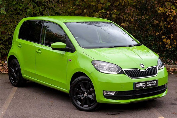 Large image for the Used Skoda Citigo